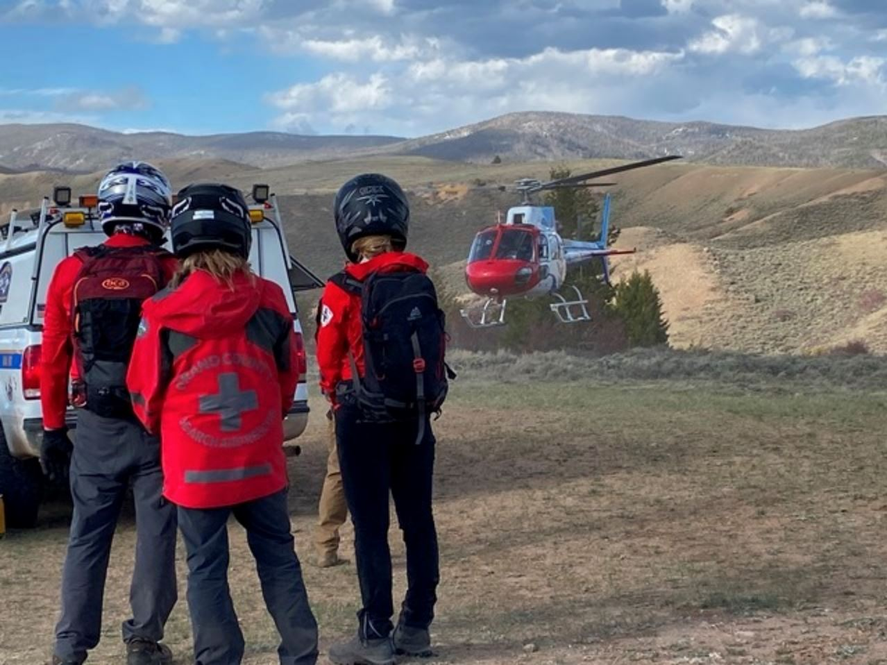 GCSAR and Med Evac May 2020