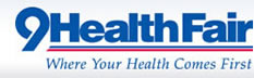 9Health Fair Logo