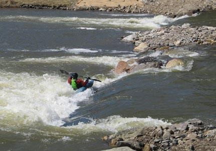Gore Canyon Whitewater Park