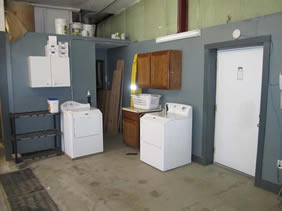 Station Washer and Dryer